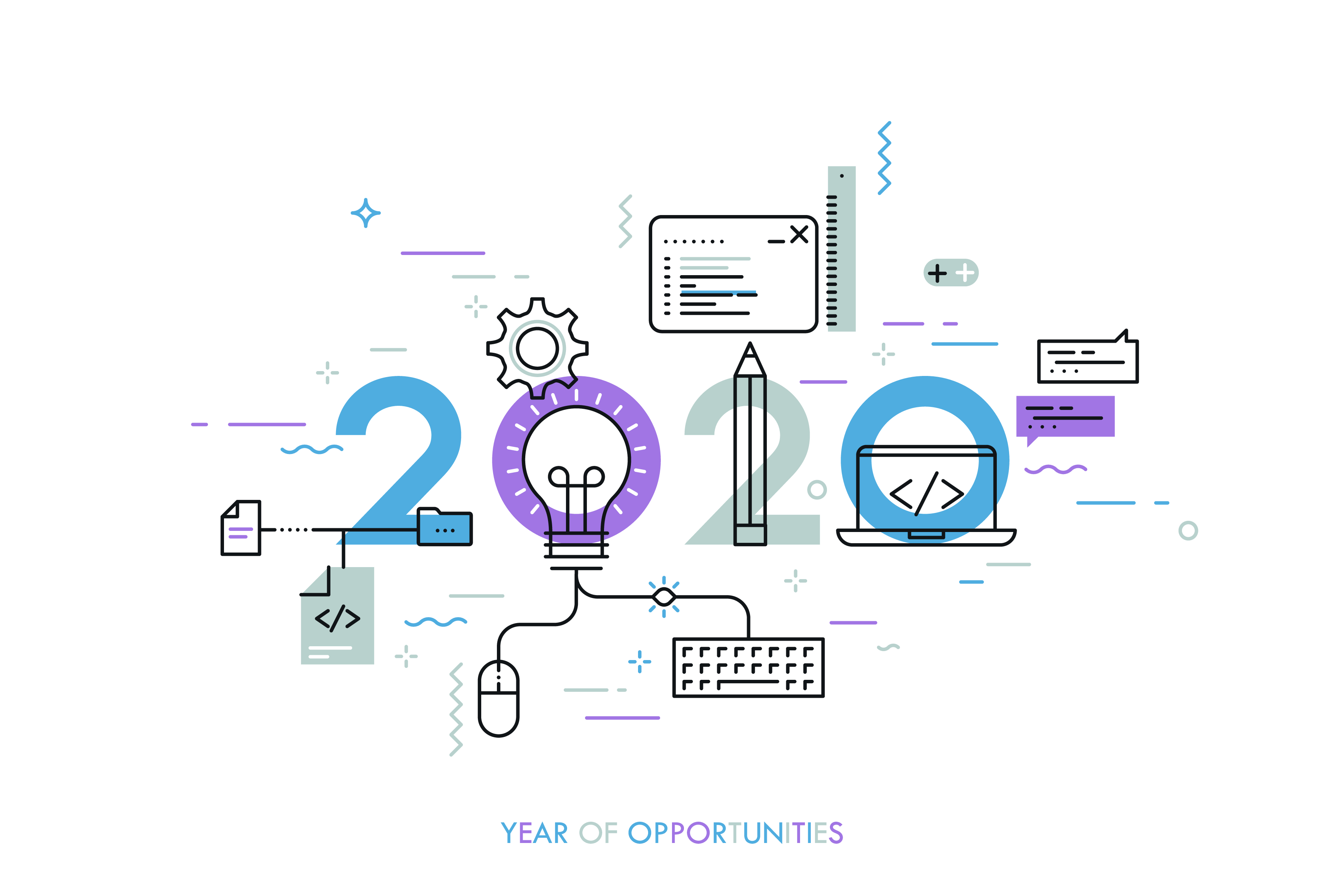 Top 5 Website Designs Trends to Look out for in 2020- Meridian